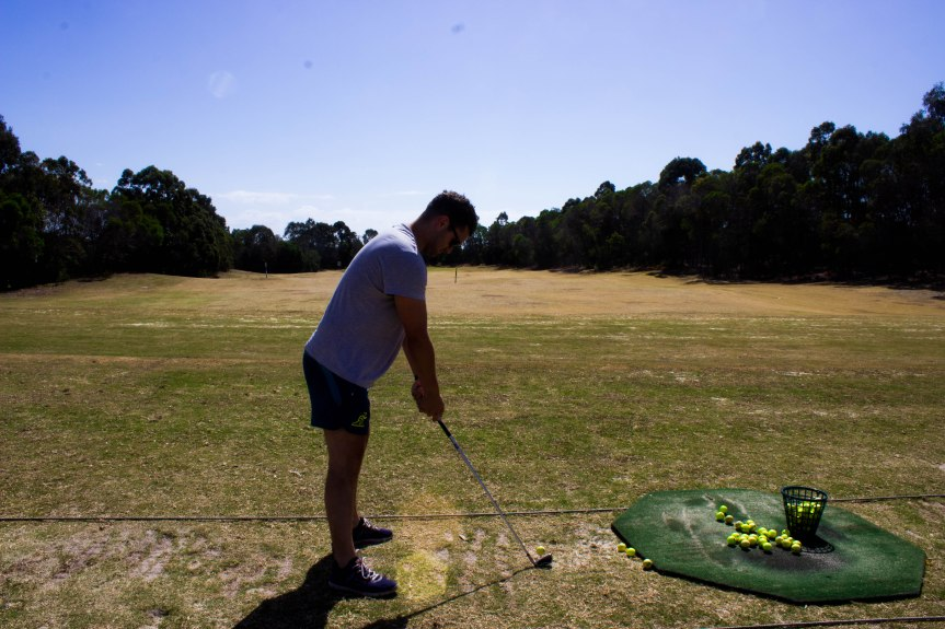 Find That Sport –Golf.
